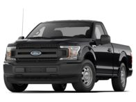 Brief summary of 2018 Ford F-150 vehicle information