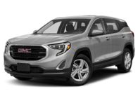 Brief summary of 2018 GMC Terrain vehicle information