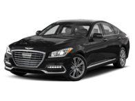 Brief summary of 2018 Genesis G80 vehicle information