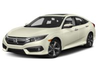 Brief summary of 2018 Honda Civic vehicle information
