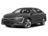 Brief summary of 2018 Honda Clarity Plug-In Hybrid vehicle information