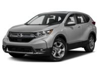 Brief summary of 2018 Honda CR-V vehicle information