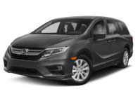 Brief summary of 2018 Honda Odyssey vehicle information