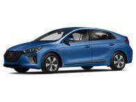 Brief summary of 2018 Hyundai Ioniq Plug-In Hybrid vehicle information