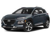 Brief summary of 2018 Hyundai Kona vehicle information