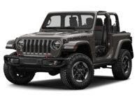 Brief summary of 2018 Jeep Wrangler vehicle information