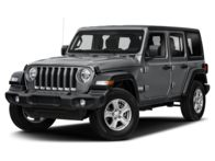 Brief summary of 2018 Jeep Wrangler Unlimited vehicle information