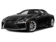 Brief summary of 2018 Lexus LC 500 vehicle information