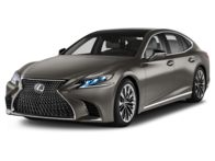 Brief summary of 2018 Lexus LS 500 vehicle information