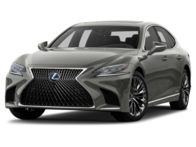 Brief summary of 2018 Lexus LS 500h vehicle information