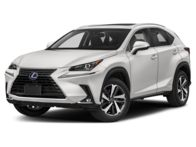 Brief summary of 2018 Lexus NX 300h vehicle information