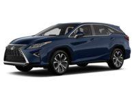Brief summary of 2018 Lexus RX 350L vehicle information