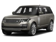 Brief summary of 2018 Land Rover Range Rover vehicle information