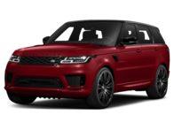 Brief summary of 2018 Land Rover Range Rover Sport vehicle information