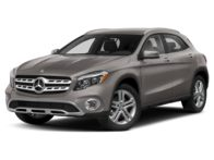 Brief summary of 2018 Mercedes-Benz GLA 250 vehicle information