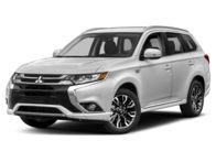 Brief summary of 2018 Mitsubishi Outlander PHEV vehicle information