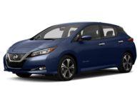 Brief summary of 2018 Nissan LEAF vehicle information