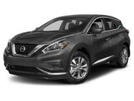 Brief summary of 2018 Nissan Murano vehicle information