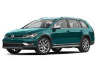 Brief summary of 2018 Volkswagen Golf Alltrack vehicle information