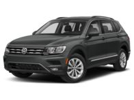 Brief summary of 2018 Volkswagen Tiguan vehicle information