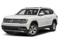 Brief summary of 2018 Volkswagen Atlas vehicle information